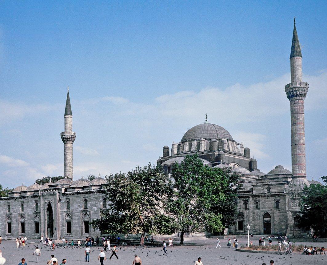 Beyazit Ii Camii Ve Külliyesi Tdv Islâm Ansiklopedisi