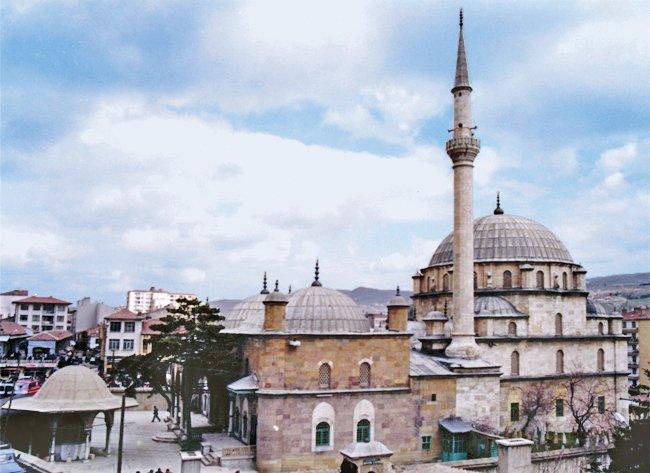 çapanoğlu Camii Tdv Islâm Ansiklopedisi