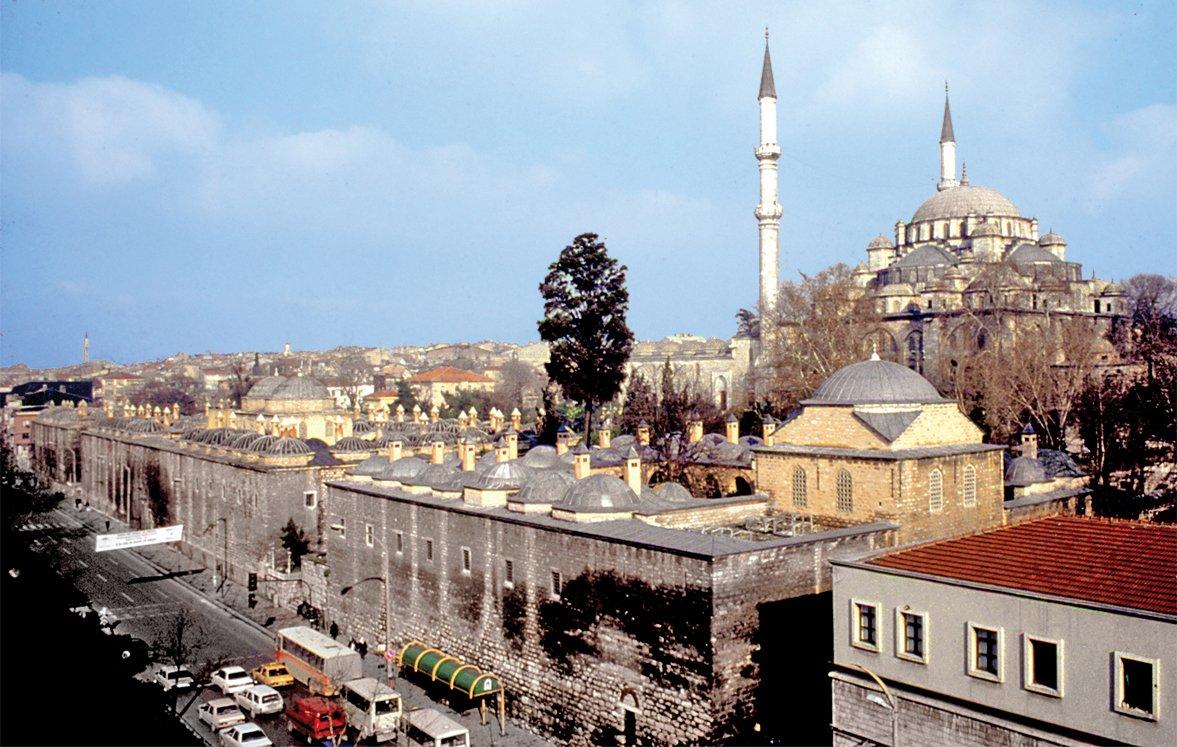 Fâtih Camii Ve Külliyesi Tdv Islâm Ansiklopedisi