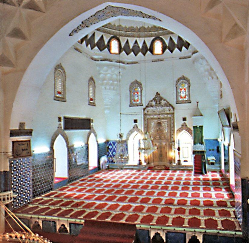 Muradiye Kulliyesi Tdv Islam Ansiklopedisi