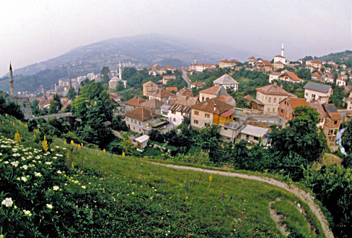 Bosna-Hersekte Arap şehri kuruldu