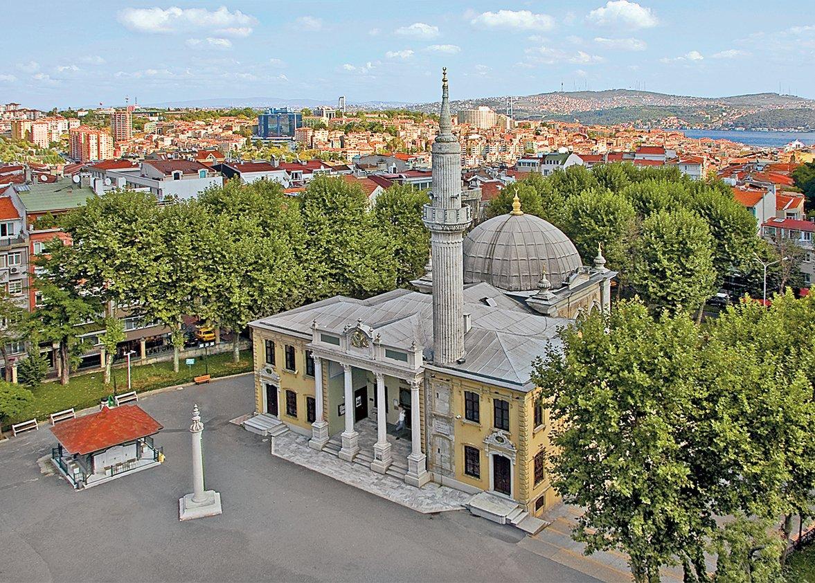 مسجد تشويقية في اسطنبول