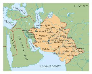 XI. yüzyılda Gazneliler